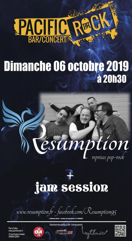 Affiche pacific rock 06102019bd