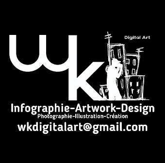 WK Digital Art création Affiche-Illustration-Flyer-Logo
